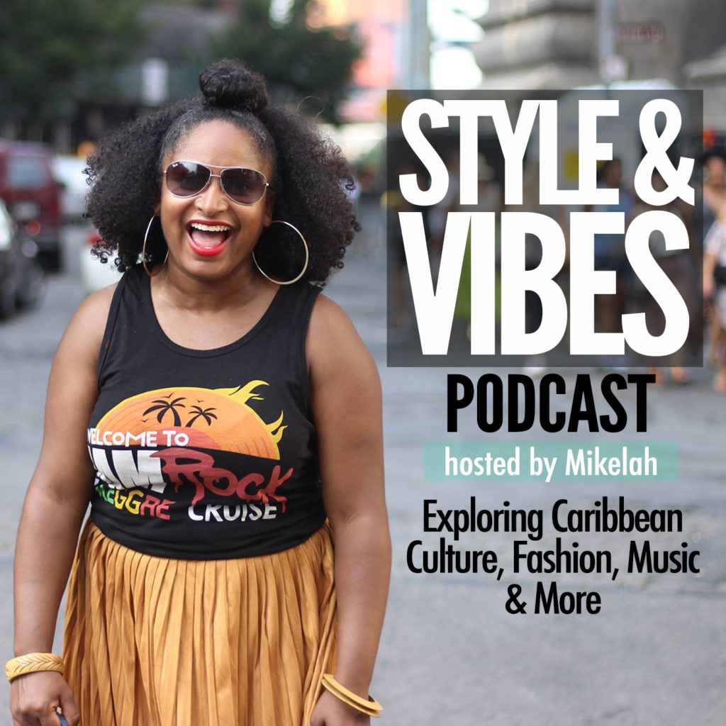 The Style and Vibes Podcast with Mikelah Rose