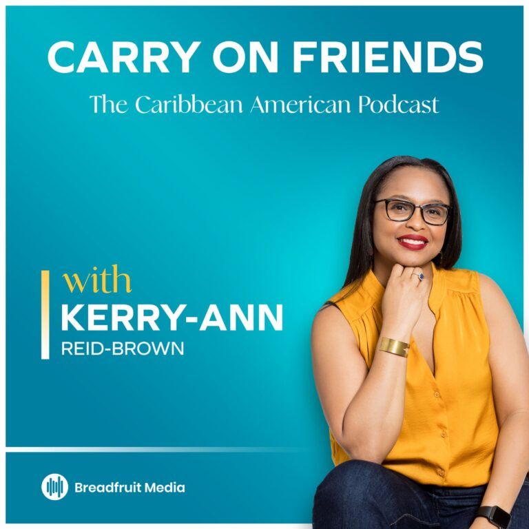 Carry On Friends Podcast 2021 Cover Art